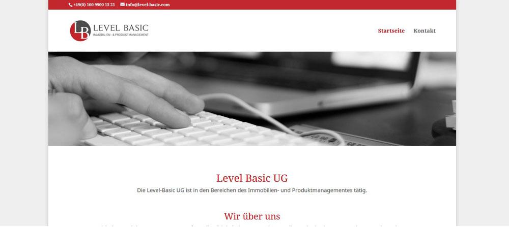 Webseite für Praxis