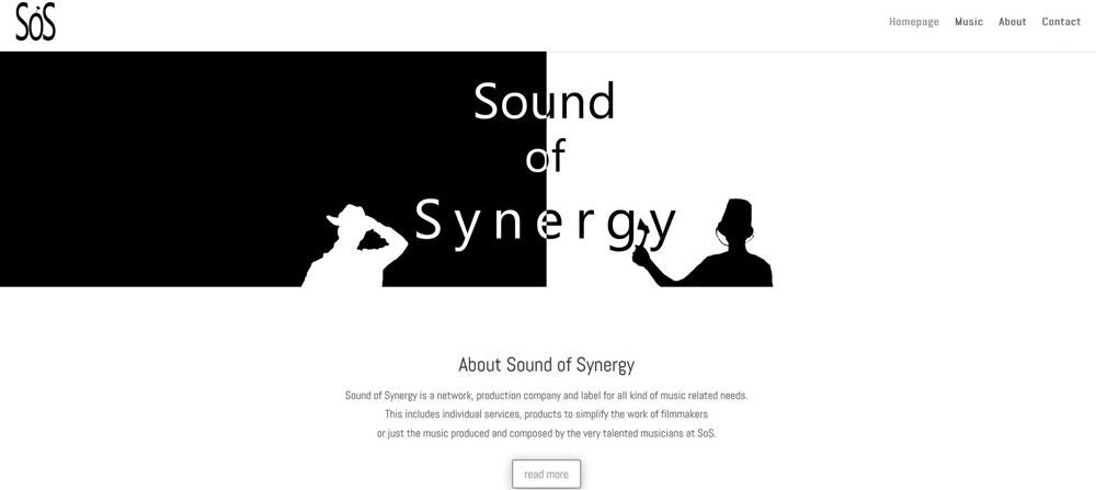 Sound of Synergy
