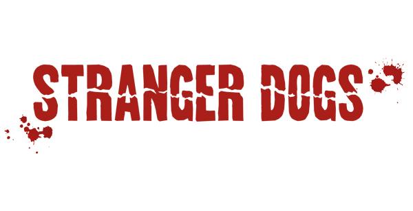 stranger dogs band logo